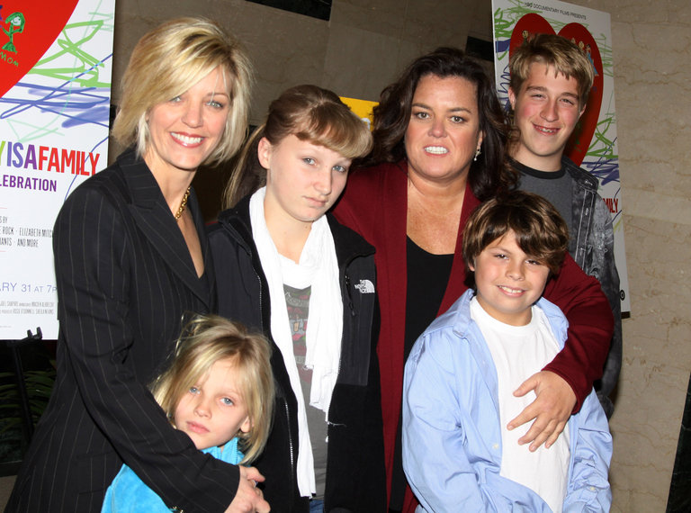 """""""A Family Is A Family: A Rosie O'Donnell Celebration"""" Special HBO Screening"""