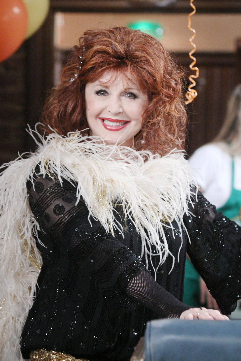 """""""Days of our Lives"""" Set Halloween Show"""