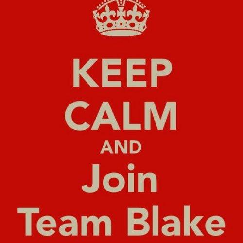 #TeamBlake