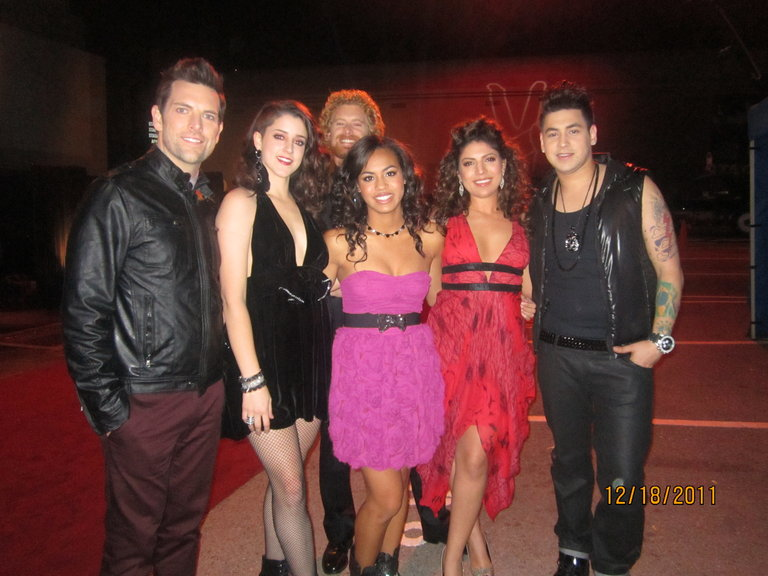 (Some of) Team Xtina!