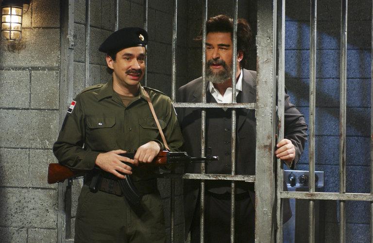 Saddam in Prison 12/10/2005