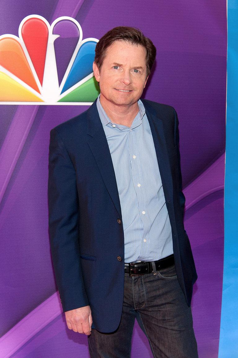 2013 NBC Upfront Presentation Red Carpet Event