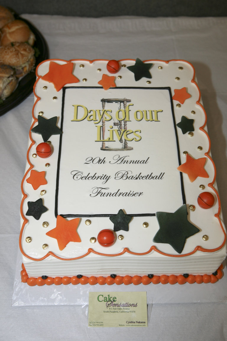 "20th Annual James Reynolds ""Days of our Lives"" Basketball Game"
