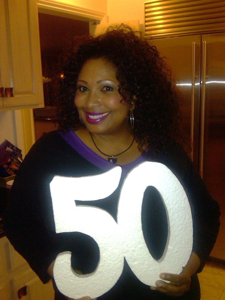 50's Nifty . . . I think.