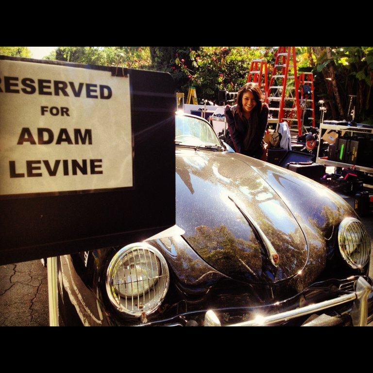 AHH Adam's BEASTMODE car!