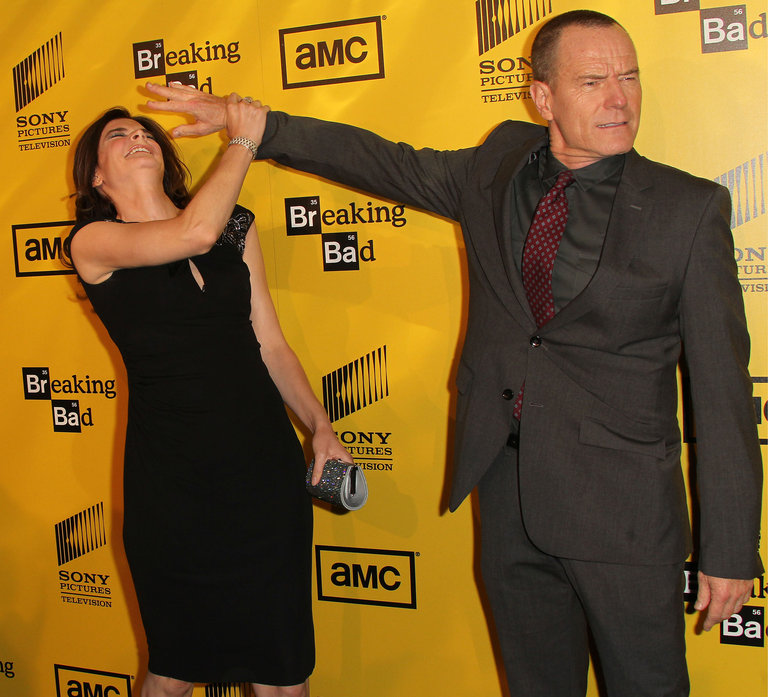 "AMC's Premiere Of ""Breaking Bad"" Season Four"