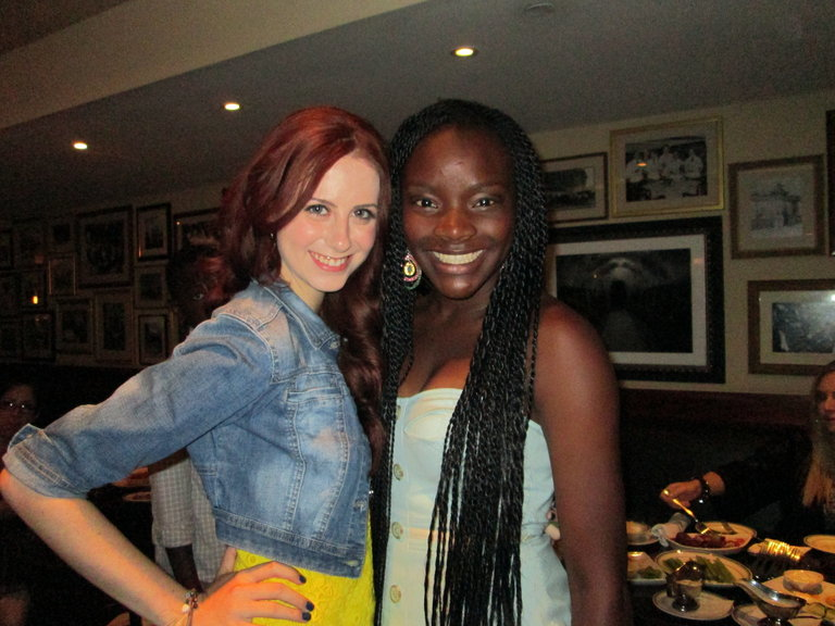 Adanna & Paulina!