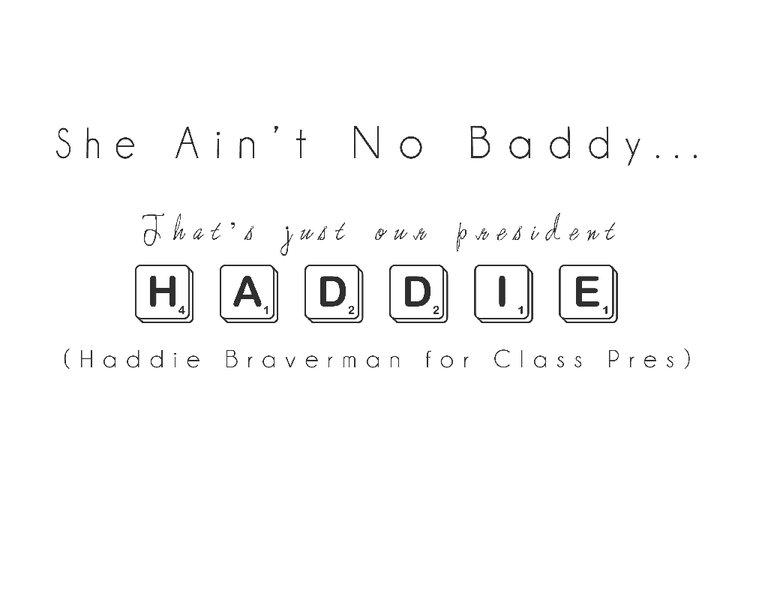 Ain't No Baddy