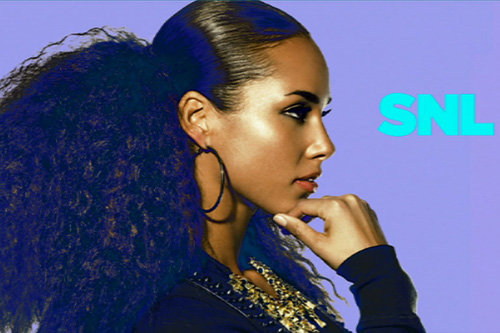 Alicia Keys Photo Bumper