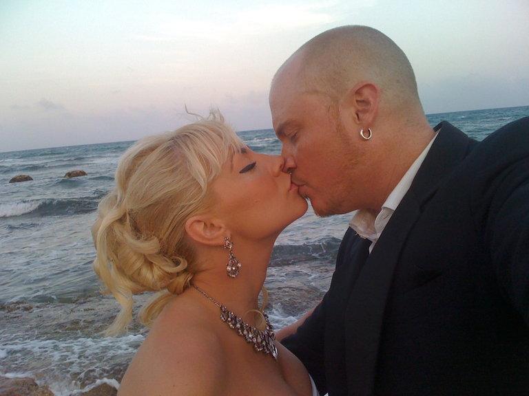 Anniversary Kiss
