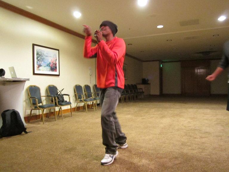 Battle choreography
