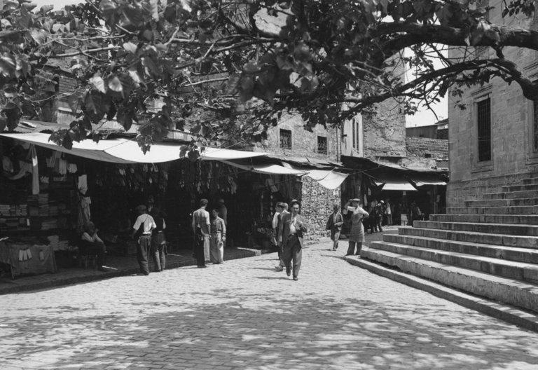 Bazaar At Istanbul