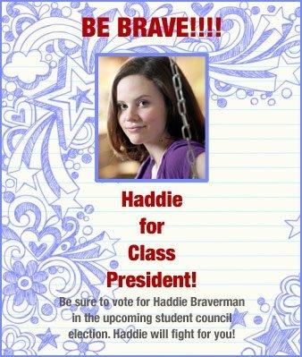 Be Brave - Go Braverman!