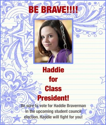Be Brave - Go Braverman!