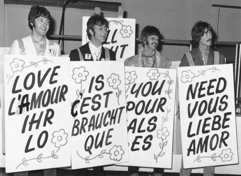 Beatle's Message