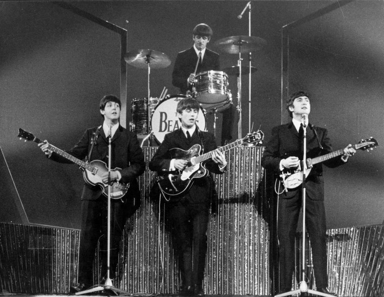 Beatles On Stage