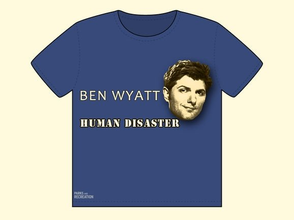 Ben Wyatt: Human Disaster