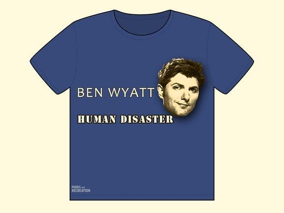 Ben Wyatt: Human Disaster