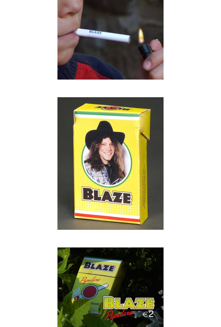 Blaze Cigarrette