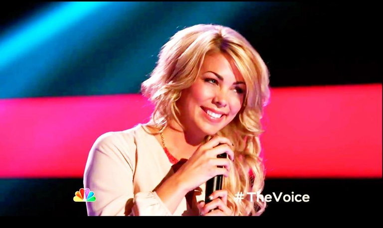 Blind Audition Pic!!
