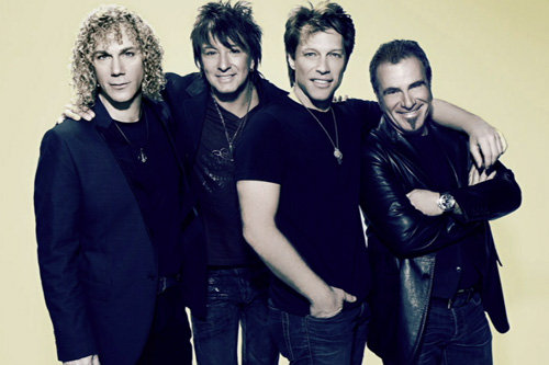 Bon Jovi Photo Bumper