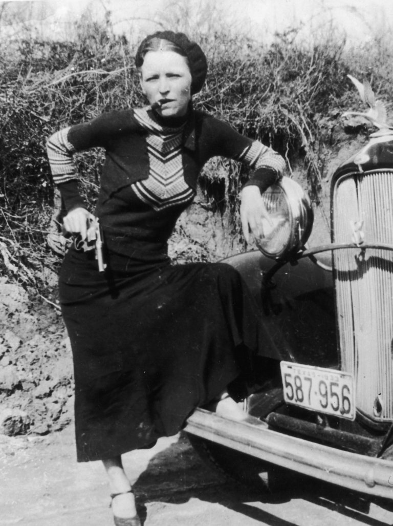 Bonnie Parker