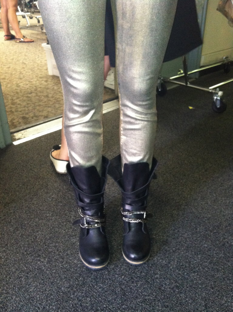 Boot Change