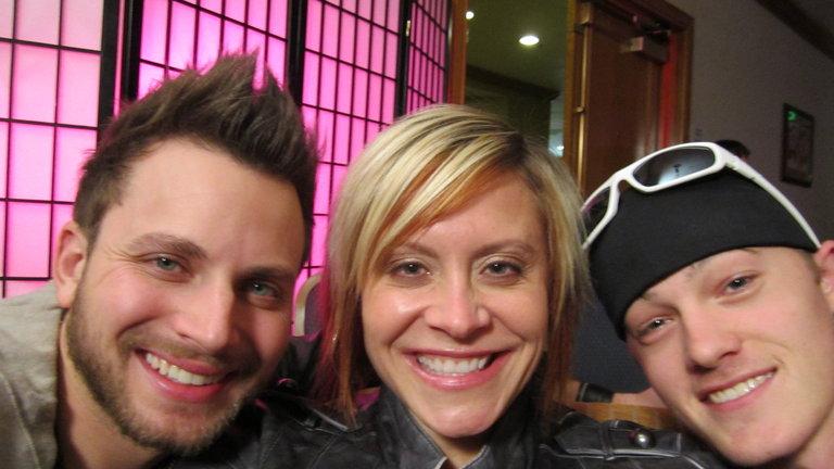 Brian, Jordan & Me