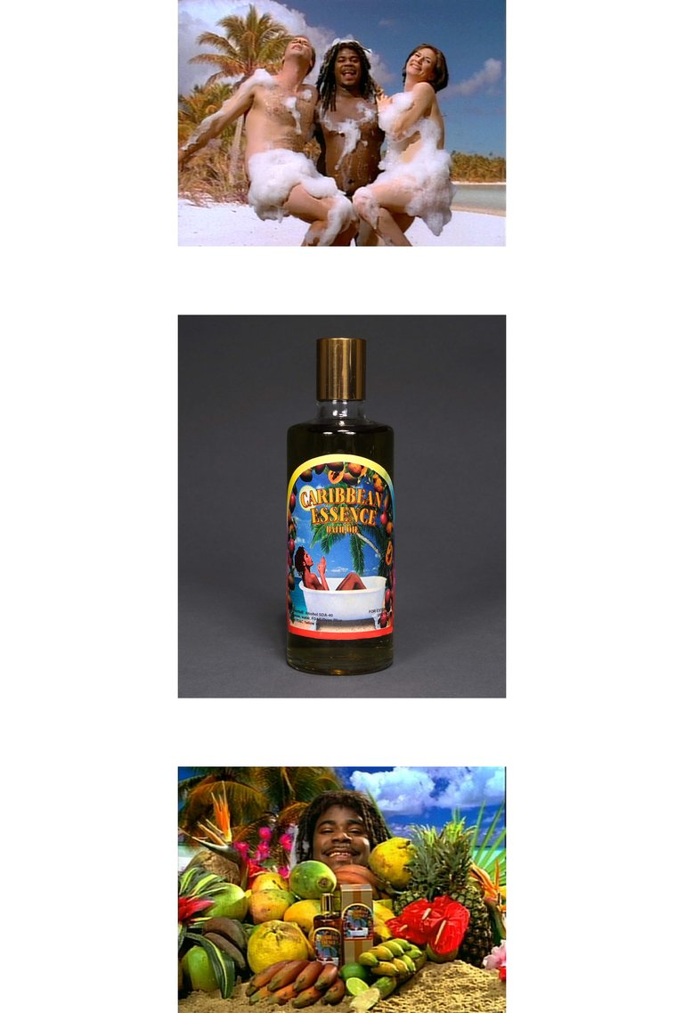 Caribbean Essence Oil
