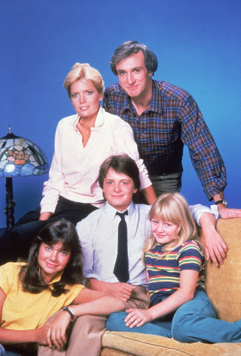 Cast Of 'Family Ties'