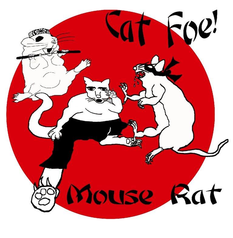 Cat Foe!