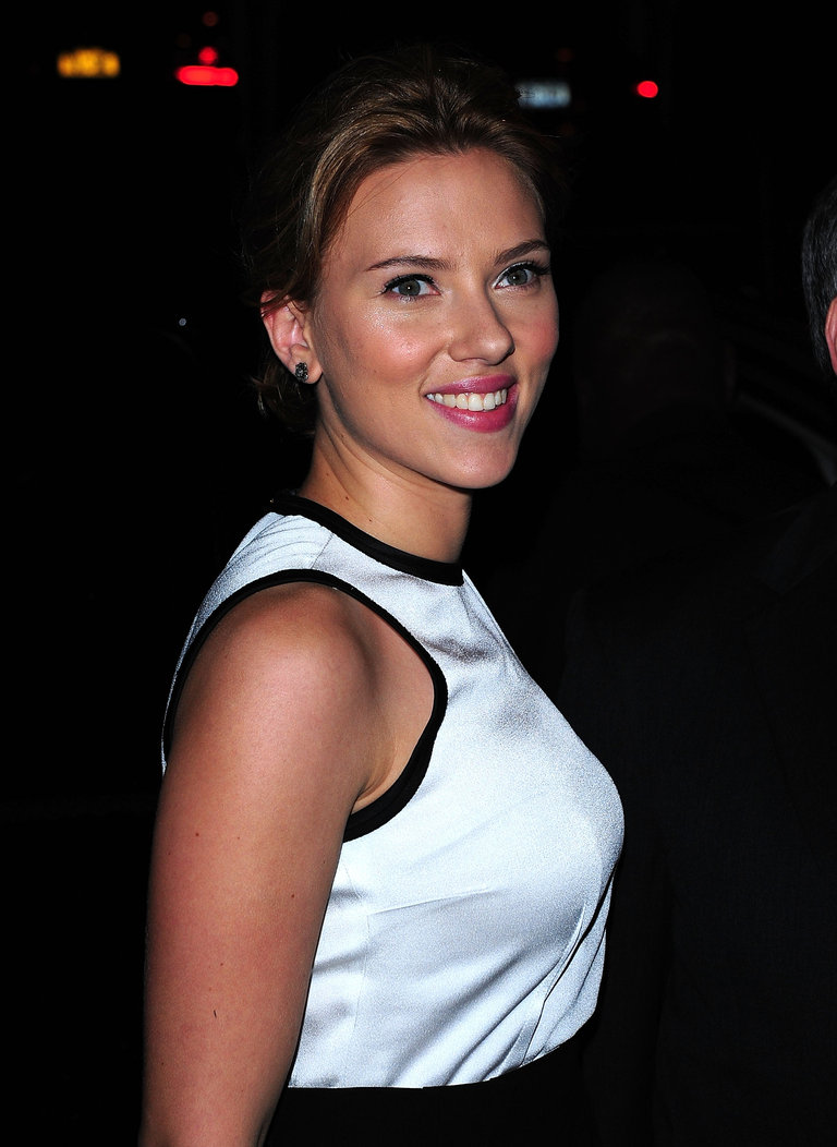 Celebrity Sightings In New York City - October 3, 2011