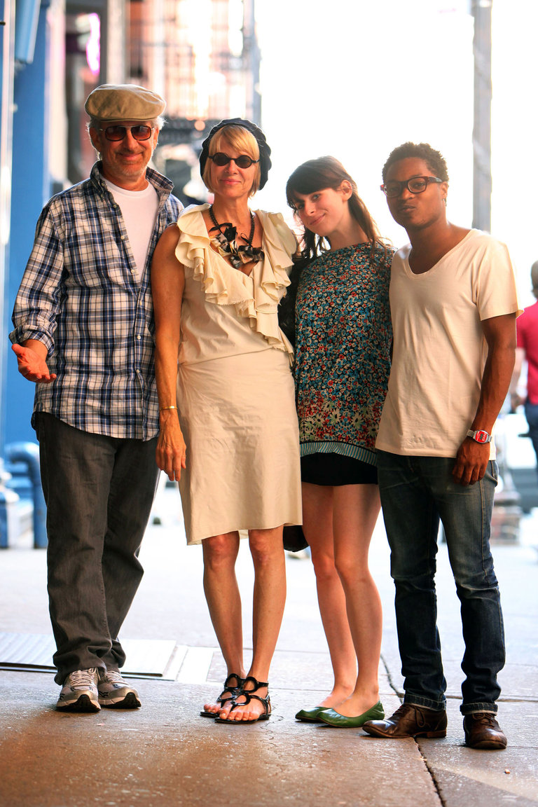 Celebrity Sightings in New York City - August 25, 2009