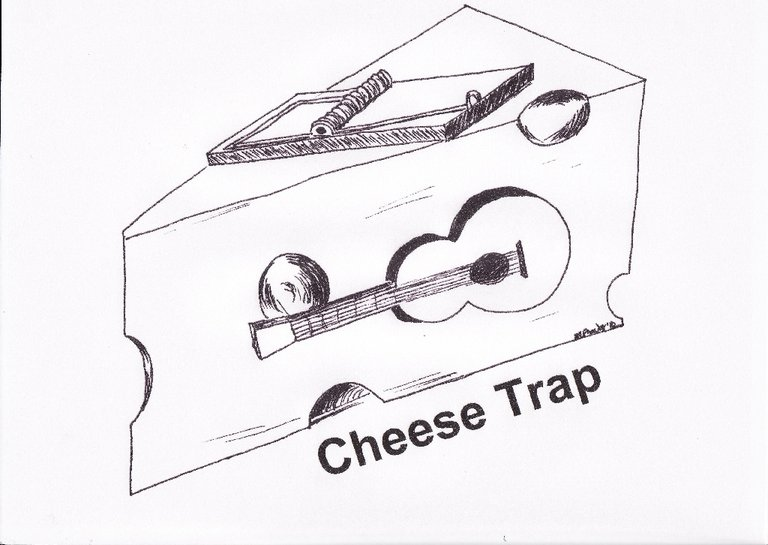 Cheese Trap
