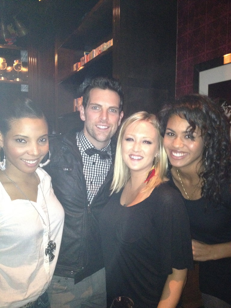 Chris Mann + The Xtina Ladies