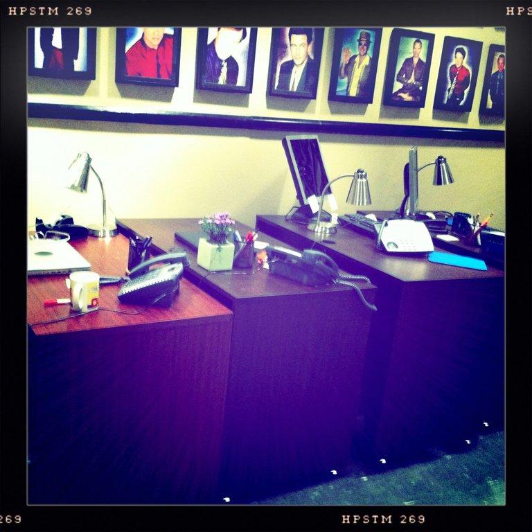Desks in Waiting