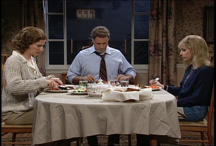Dysfuntional Family Dinner