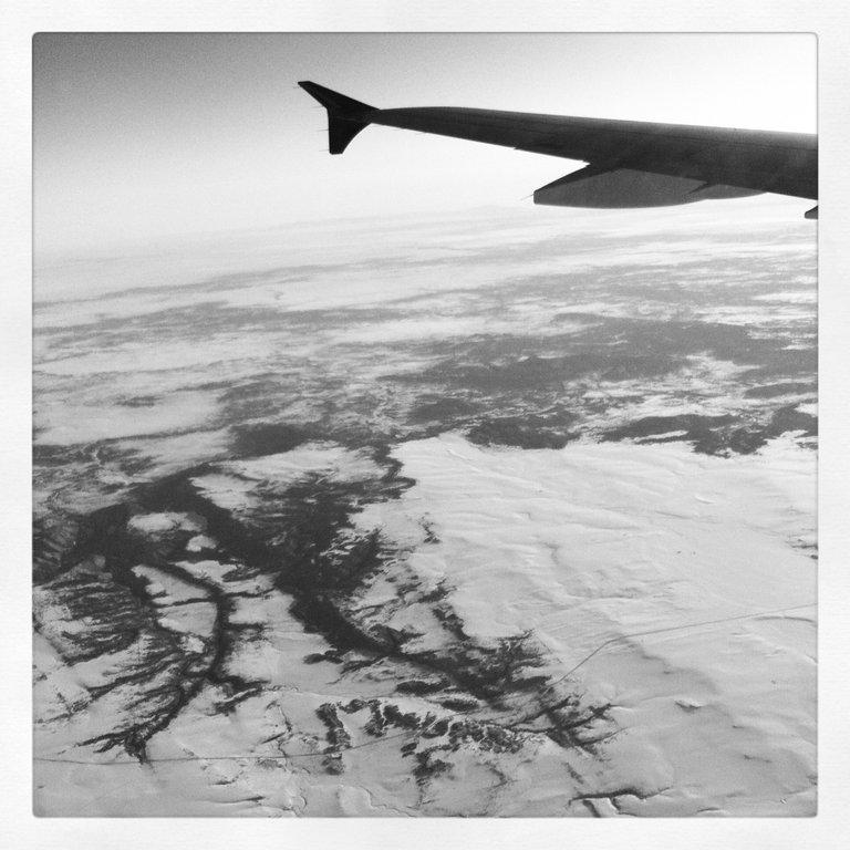 Flight to LA
