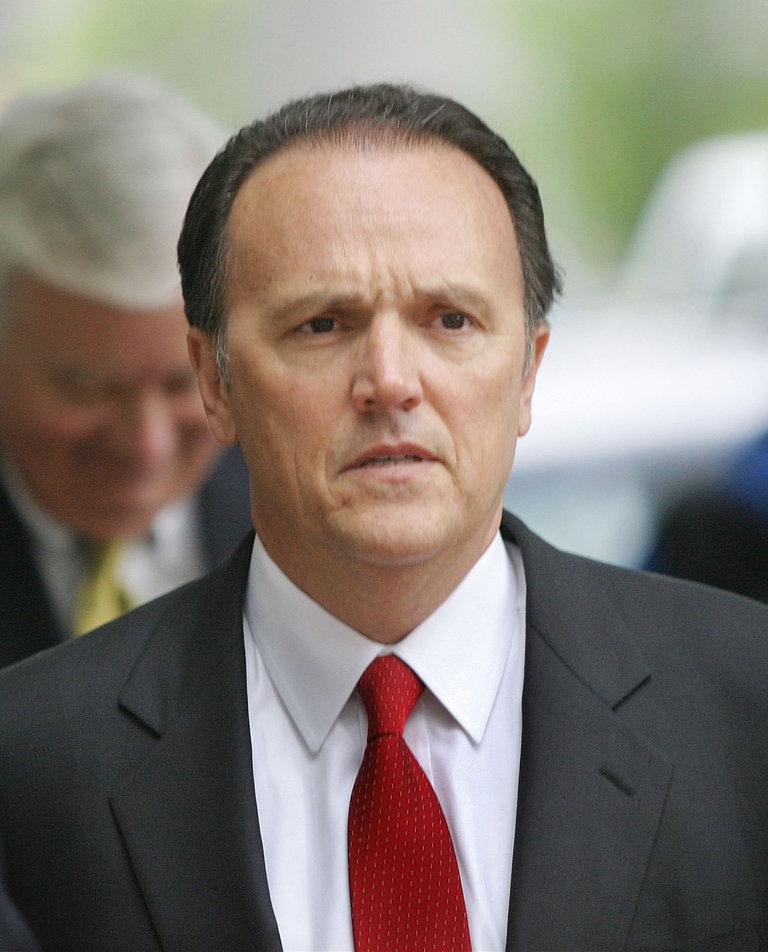 Former HealthSouth CEO Richard Scrushy In Court
