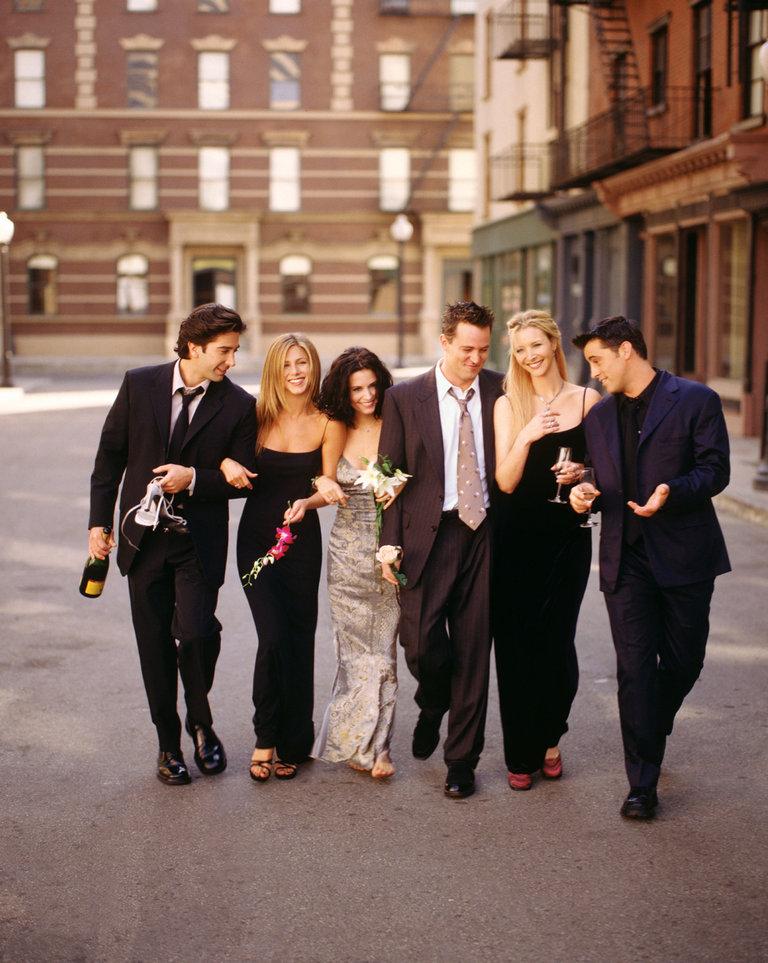 Friends Television Stills Television