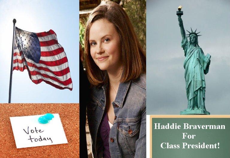 Go Haddie!