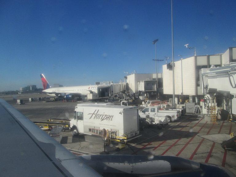 Good bye L.A.-hello Massachusetts