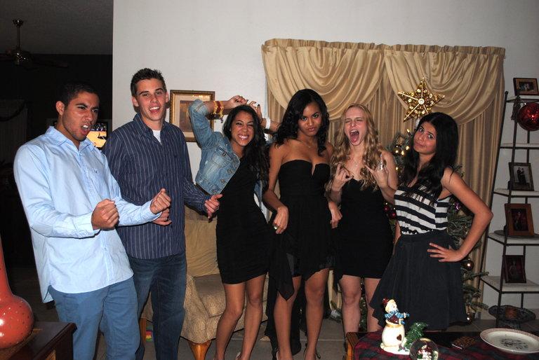 Gotta love the cousins :)