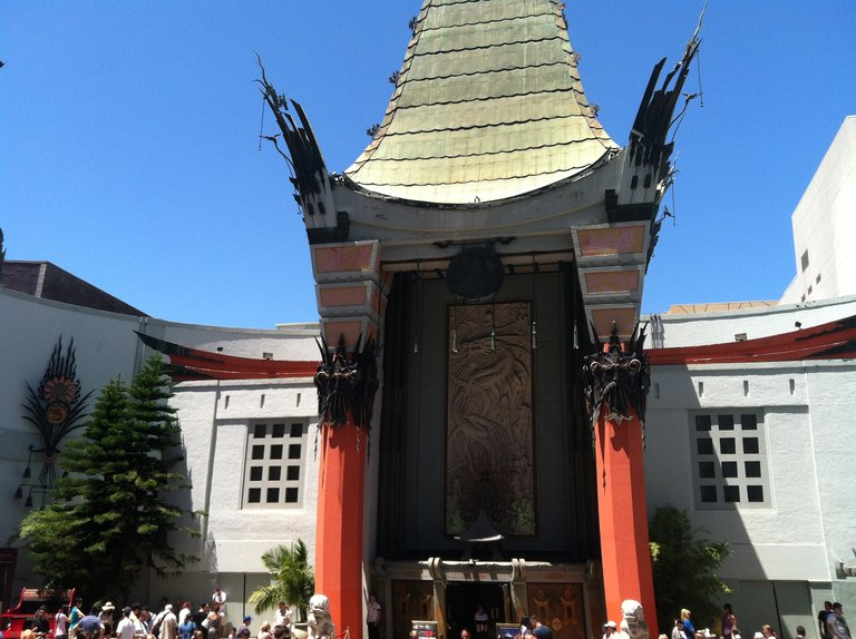 Groman Chinese Theatre