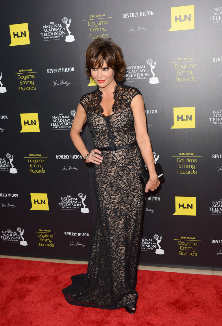 HLN Broadcasts The 39th Annual Daytime Emmy Awards - Press Room
