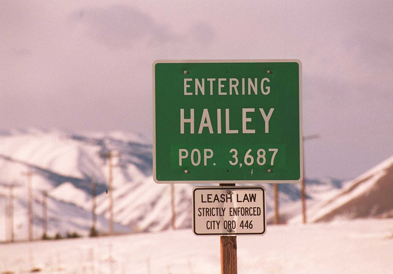 Hailey Iadaho General Phots Of Hailey Idaho Where Bruce Willias And Demi Moore Have Bought V