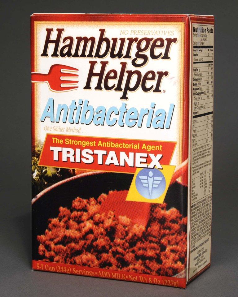 Hamburger Helper Antibacterial