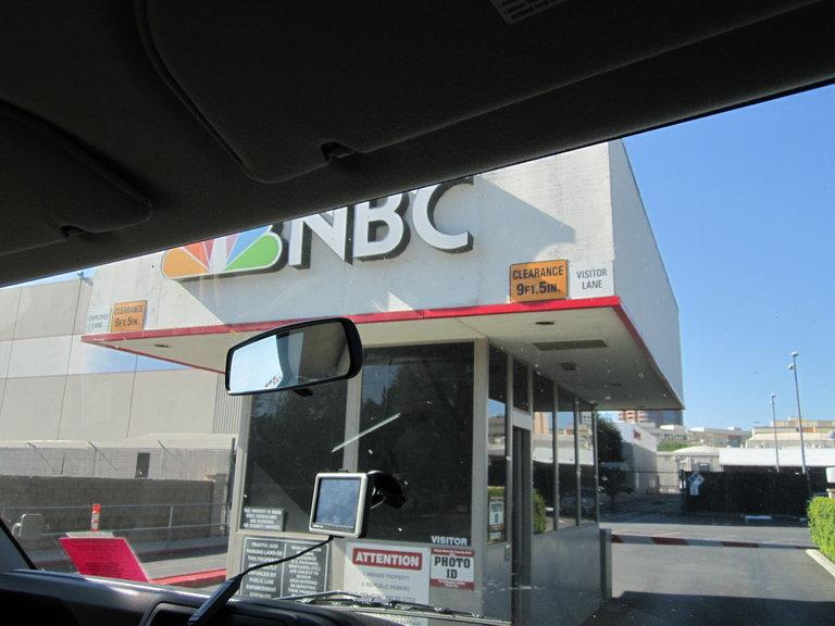 Here we come, NBC!