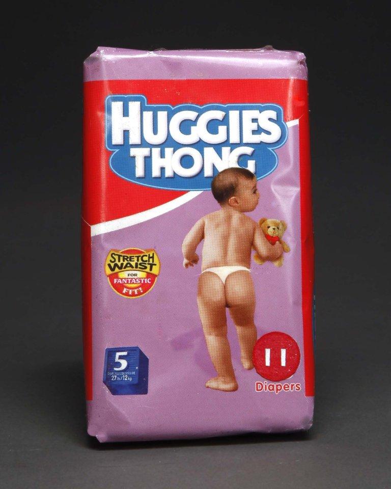 Huggies Thongs