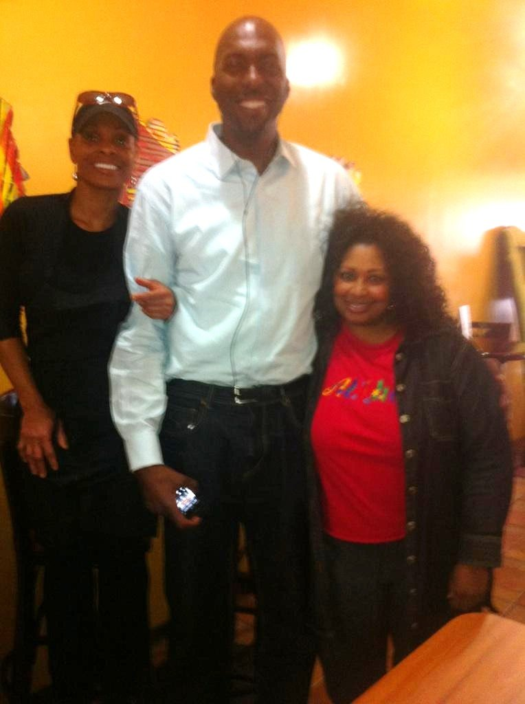 I Finally Met John Salley!